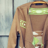 The Wayfinder Sweater: Alternate View #4