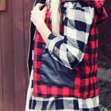 The Wenatchee Plaid Vest: Alternate View #3