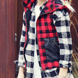 The Wenatchee Plaid Vest: Alternate View #2