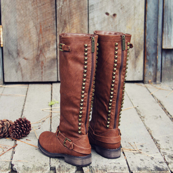 The Winthrop Boots: Featured Product Image