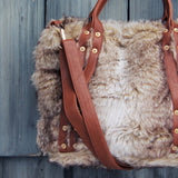 The Yukon Faux Fur Tote: Alternate View #2