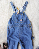 The Carpenter Overalls: Alternate View #1