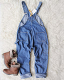 The Carpenter Overalls: Alternate View #5