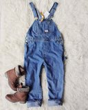 The Carpenter Overalls: Alternate View #2