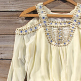 Tidings Jeweled Dress: Alternate View #2