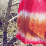 Tie Dye Dreams Maxi Dress: Alternate View #3