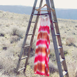 Tie Dye Dreams Maxi Dress: Alternate View #2