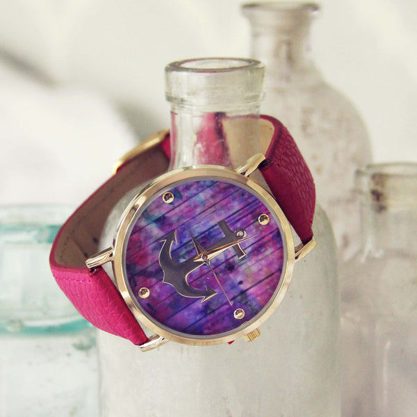 Tie Dye Sailor Watch: Featured Product Image