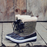 The Timber Snow Boots: Alternate View #2