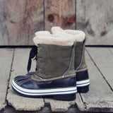 The Timber Snow Boots: Alternate View #4