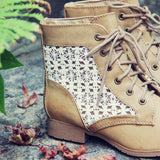 Timberline Lace Boots: Alternate View #2