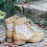 Timberline Lace Boots: Alternate View #3