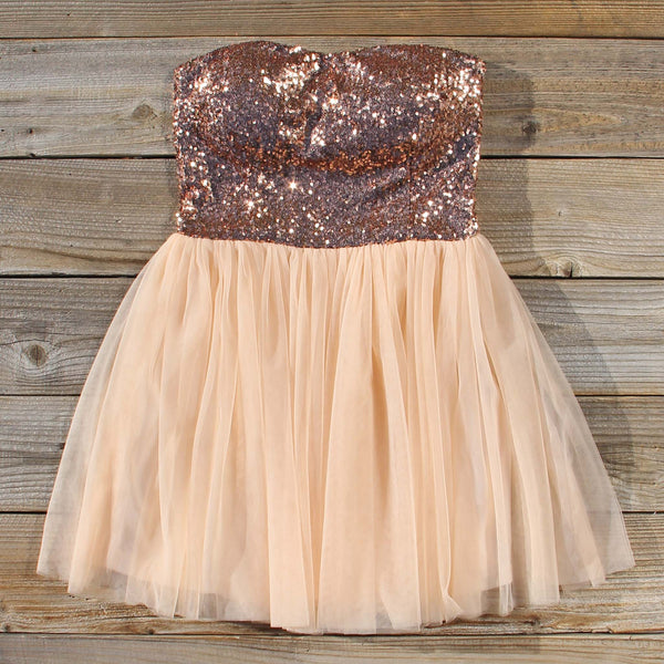 Tinsel Party Dress: Featured Product Image