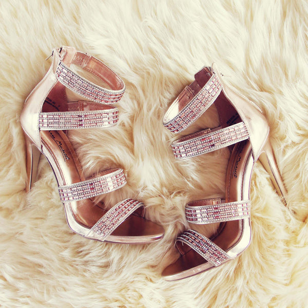 Tinsel & Wish Heels: Featured Product Image