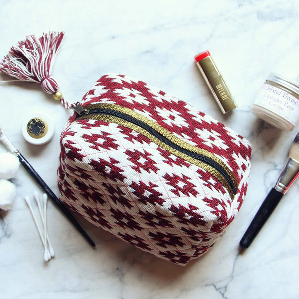 Toulouse Make-up Bag: Featured Product Image