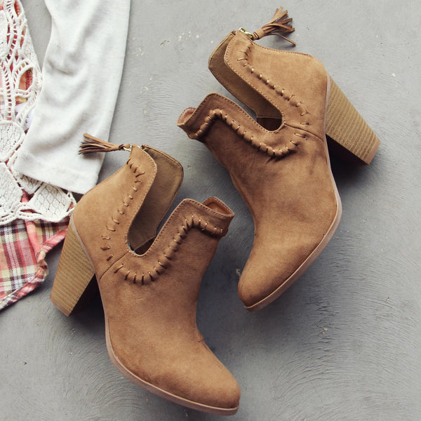 Tucson Booties: Featured Product Image