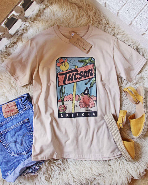 Tucson Tee: Featured Product Image