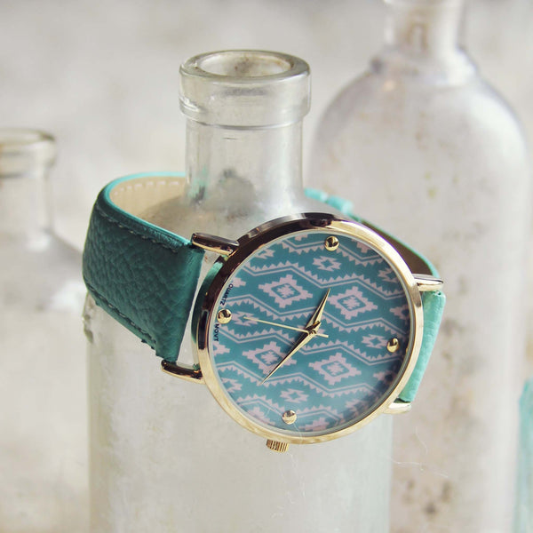 Minted Moon Watch: Featured Product Image
