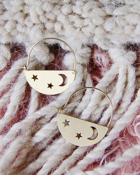 Twilight Earrings: Featured Product Image