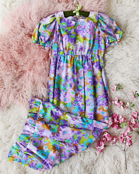 Vintage 60's Maxi: Featured Product Image