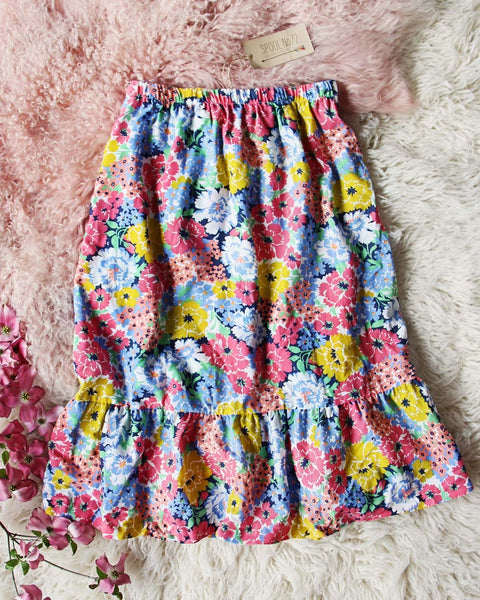 Vintage 60's Skirt: Featured Product Image