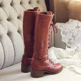 Vintage 1960's Boots: Alternate View #4