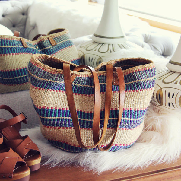 Vintage Gypsy Boho Tote: Featured Product Image