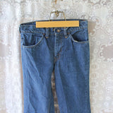 Vintage 70's Levi's Bell Bottoms: Alternate View #3