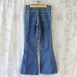 Vintage 70's Levi's Bell Bottoms: Alternate View #4