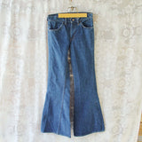 Vintage 70's Levi's Bell Bottoms: Alternate View #2