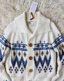 Vintage 70's Native Sweater: Alternate View #2
