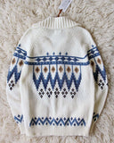 Vintage 70's Native Sweater: Alternate View #4