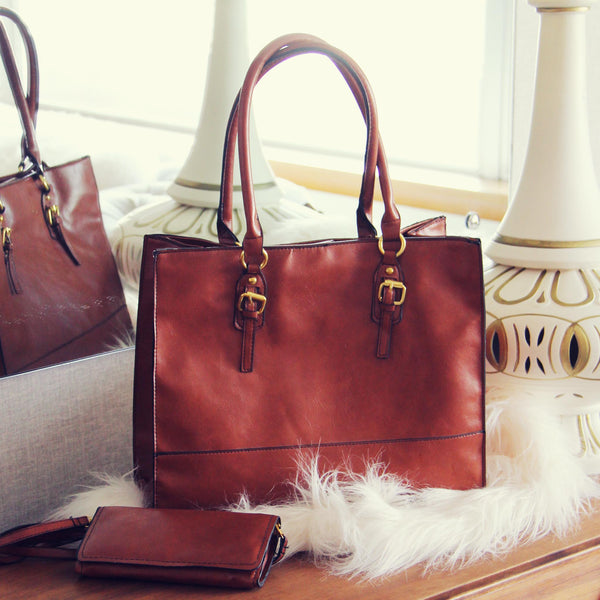 Vintage 70's Tote: Featured Product Image