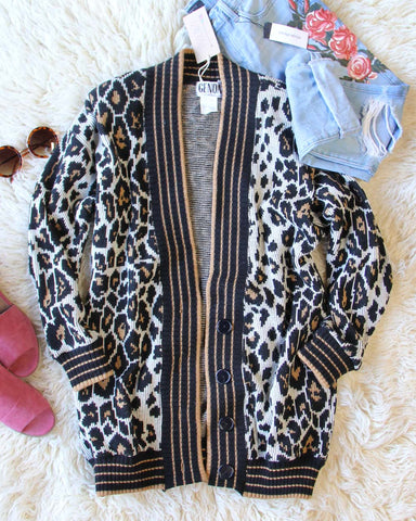 Sweet Wild Vintage Sweater