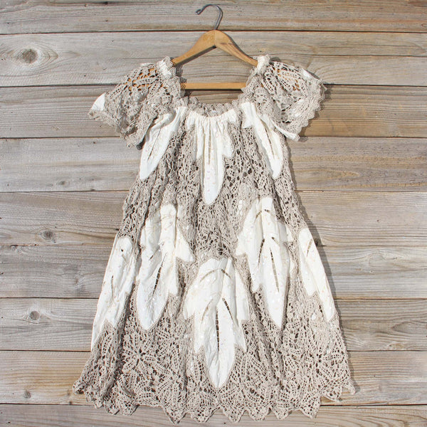 Vintage Battenburg Lace Dress: Featured Product Image