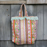 Vintage Boho Tote: Alternate View #3
