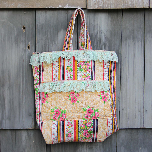 Vintage Boho Tote: Featured Product Image