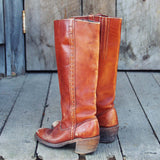 Vintage Stitch Campus Boots: Alternate View #3