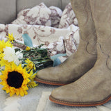 Vintage Cheyenne Boots: Alternate View #2