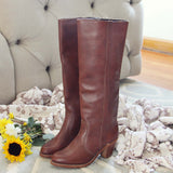 Vintage 70's Dex Boots: Alternate View #1