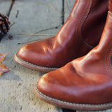 Vintage Dex Campus Boots: Alternate View #2