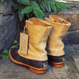Vintage Duck Boots: Alternate View #4