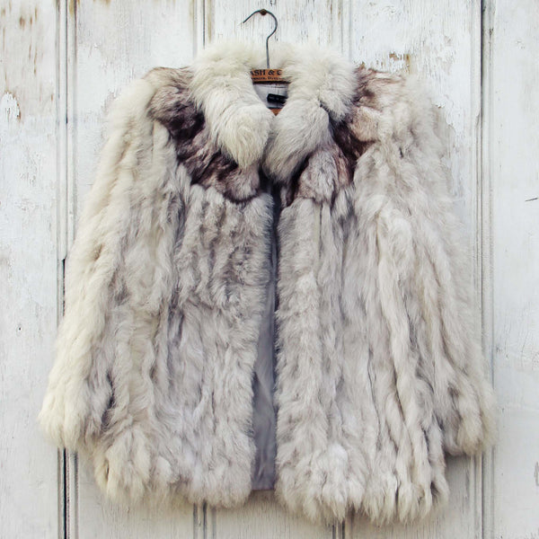 Vintage Ashland Fox Fur Coat: Featured Product Image