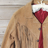 Vintage 70's Fringe Jacket: Alternate View #2