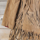 Vintage 70's Fringe Jacket: Alternate View #3