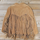 Vintage 70's Fringe Jacket: Alternate View #4