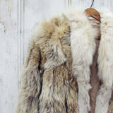 Vintage Nordic Fur Coat: Alternate View #2