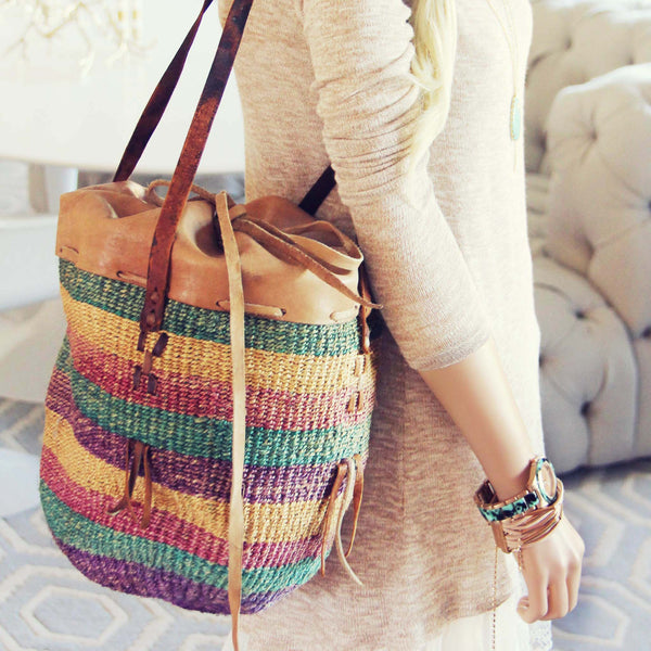Vintage Gypsy Tote: Featured Product Image