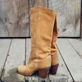 Vintage Honey Zodiac Boots: Alternate View #3