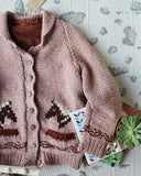 Vintage Sweet Horse Sweater: Alternate View #2